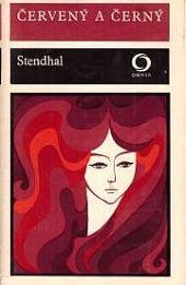 Červený a černý obálka knihy