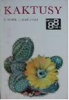 Kaktusy obálka knihy