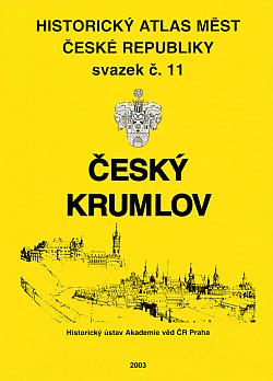 Český Krumlov obálka knihy
