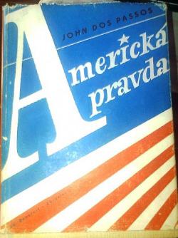 Americká pravda obálka knihy