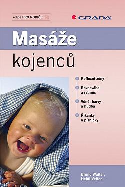 Masáže kojenců obálka knihy