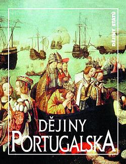Dějiny Portugalska obálka knihy