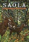 Saola aneb největší zoologické objevy posledních let obálka knihy