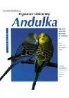 Andulka. Papoušek vlnkovaný