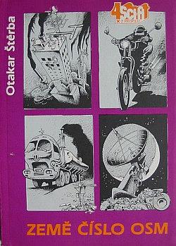 Země číslo osm obálka knihy