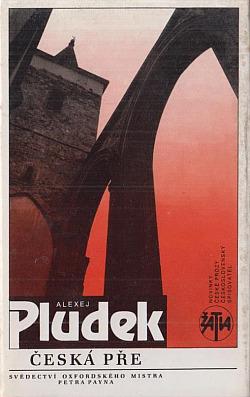Česká pře obálka knihy