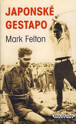 Japonské gestapo obálka knihy