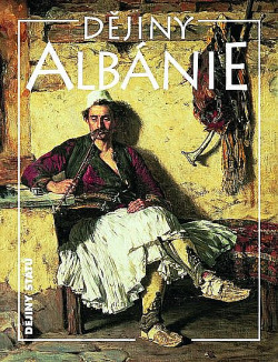 Dějiny Albánie obálka knihy
