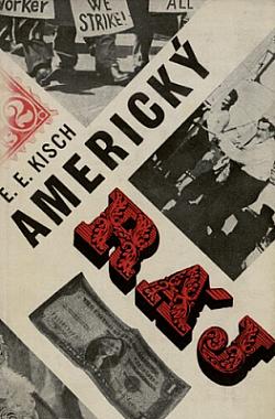 Americký ráj obálka knihy