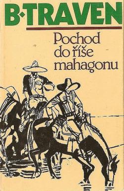 Pochod do říše mahagonu obálka knihy