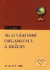 Mezinárodní organizace a režimy