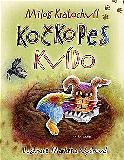 Kočkopes Kvído obálka knihy