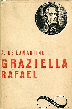Graziella / Rafael obálka knihy