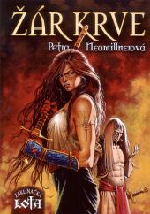 Žár krve obálka knihy