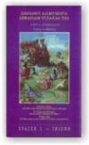 Záhadný alchymista Abraham Eleazar Žid a jemu připisované texty a obrazy obálka knihy