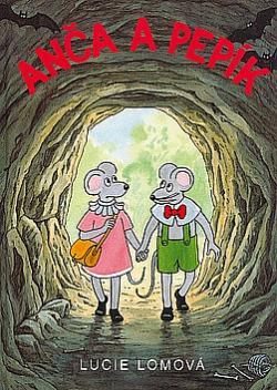Anča a Pepík obálka knihy