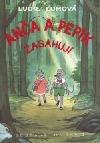 Anča a Pepík zasahují obálka knihy