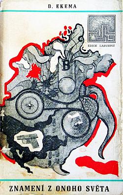 Znamení z onoho světa obálka knihy
