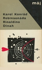 Robinsonáda, Rinaldino, Dinah obálka knihy
