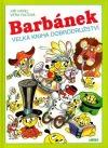 Barbánek – Velká kniha dobrodružství obálka knihy