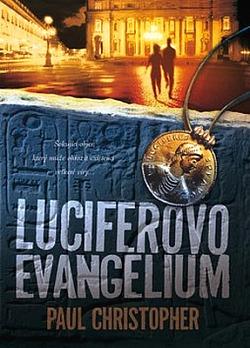 Luciferovo evangelium obálka knihy