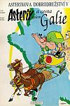 Asterix a cesta kolem Galie