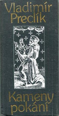 Kameny pokání obálka knihy