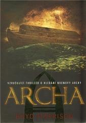 Archa obálka knihy