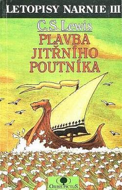 Plavba Jitřního poutníka obálka knihy