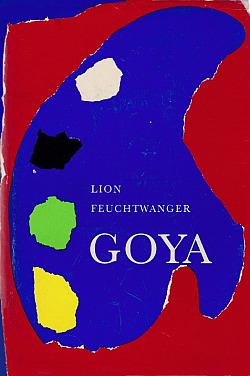 Goya čili Trpká cesta poznání obálka knihy