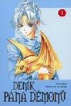Deník pána démonů #01 obálka knihy