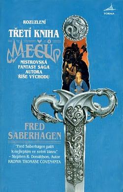Třetí kniha mečů obálka knihy