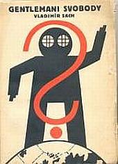 Gentlemani svobody obálka knihy