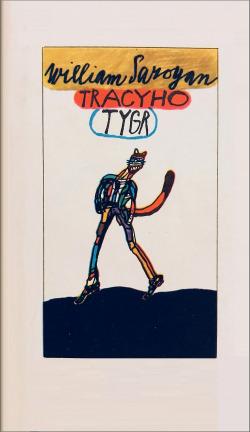 Tracyho tygr obálka knihy