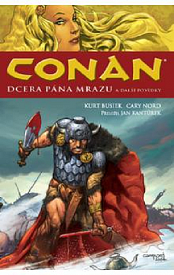 Conan: Dcera pána mrazu a další povídky