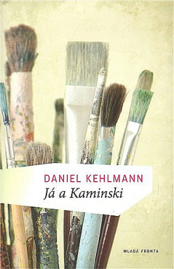 Já a Kaminski obálka knihy