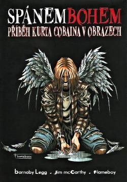 Spánembohem: Příběh Kurta Cobaina v obrazech obálka knihy