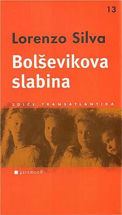 Bolševikova slabina obálka knihy