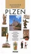 Nejkrásnější památky Plzeň obálka knihy