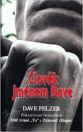 Člověk jménem Dave obálka knihy
