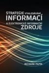 Strategie vyhledávání informací a elektronické informační zdroje obálka knihy