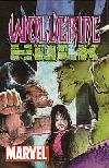 Wolverine a Hulk obálka knihy