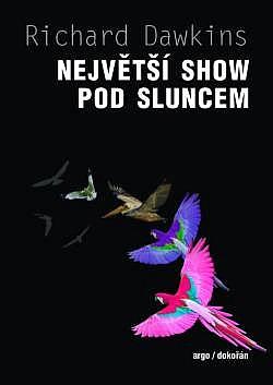 Největší show pod Sluncem obálka knihy