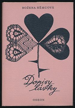 Dopisy lásky obálka knihy