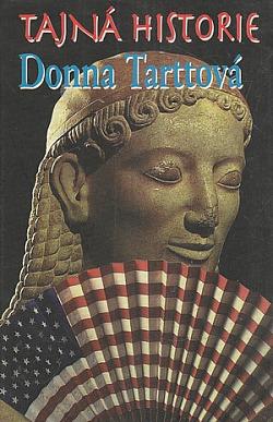 Tajná historie obálka knihy