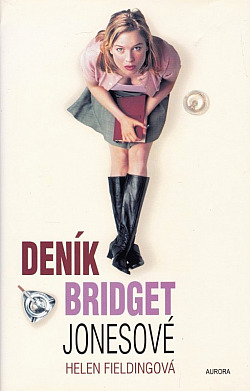 Deník Bridget Jonesové obálka knihy