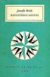 Kapucínská krypta obálka knihy