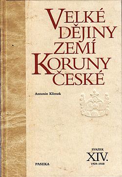 Velké dějiny zemí Koruny české XIV.