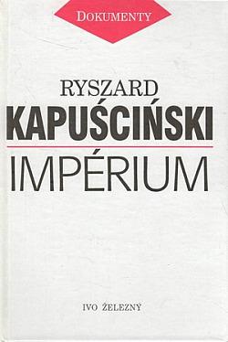 Impérium obálka knihy