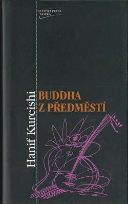 Buddha z předměstí obálka knihy